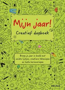 Mijn jaar! Creatief dagboek