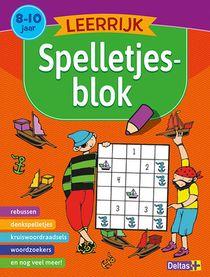 Leerrijk spelletjesblok 8-10 jaar