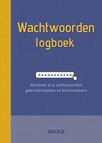 Wachtwoorden logboek