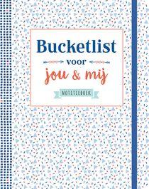 Bucketlist voor jou & mij - Notitieboek