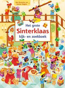 Grote Sinterklaas Kijk- En Zoekboek