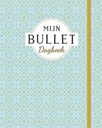 Mijn bullet dagboek (lichtblauwe fond)