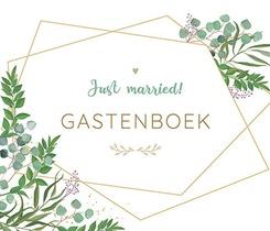 Just married! - Gastenboek
