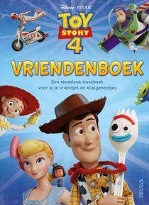 Disney Vriendenboek Toy Story 4
