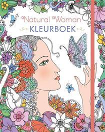 Natural Woman kleurboek