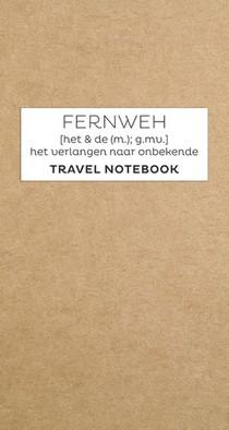 Fernweh Travel Notebook navulset