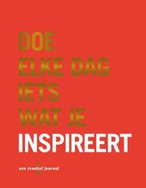 Doe elke dag iets wat je inspireert