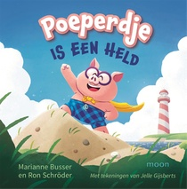 Poeperdje is een held