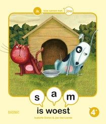 Sam is woest