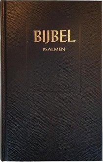 Schoolbijbel Sv Zwart Ps 12g Nr Witsnee