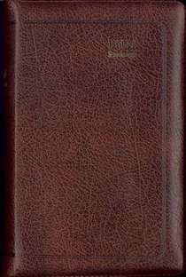 Bijbel (SV) met psalmen (ritmisch) - met goudsnee, rits en duimgrepen