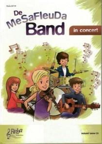 De MeSaFleuDa Band in concert