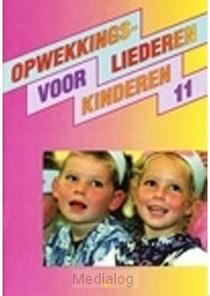 Opwekking Kids Muziekboek 11