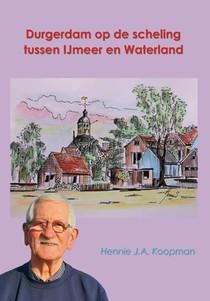 Durgerdam op de scheling tussen IJmeer en Waterland