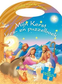 Mijn Kerst Lees- En Puzzelboek