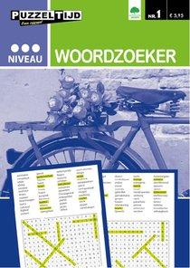 Woordzoeker pakket van 3 boeken met 192 pagina's