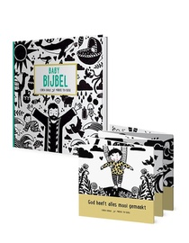 SET: Babybijbel + Babybijbel zigzagboekje