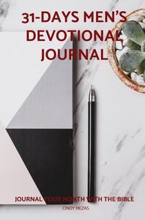 31-Days Men's Devotional Journal