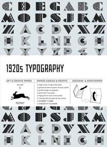 1920's Typography Volume 91