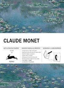 Claude Monet Volume 101