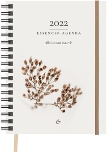 Essencio Agenda 2022 groot (A5)