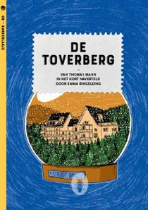 De toverberg (set van 6)