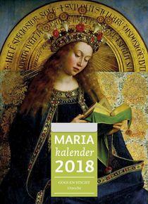 Mariakalender 2018 Blok En Schild