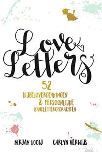 Loveletters Handletteren