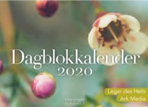 Dag In Dag Uit 2020 Dagblokkalender