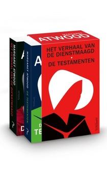 Pakket Verhaal van de dienstmaagd & Testamenten