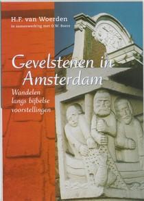 Gevelstenen in Amsterdam
