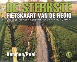 De sterkste fietskaart van de regio Kempen en Peel