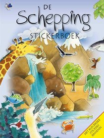 De Schepping (stickerboek)
