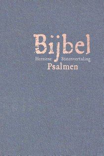Schoolbijbel Hsv Psalmen 12x18cm