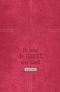 Limited Edition Bijbel Hsv Rood Psalmen