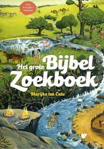 Het grote bijbel zoekboek
