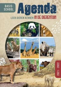 Basischoolagenda 'Leer dieren kennen uit de dierentuin' 2021/22