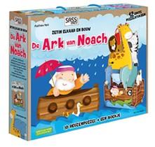 Ark Van Noach 3d Reuzenpuzzel