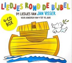 Liedjes Rond De Bijbel 4-cd Box