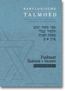 Babylonische Talmoed - Traktaat Taäniet (Vasten)