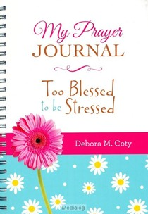 Prayer Journal Too Blessed
