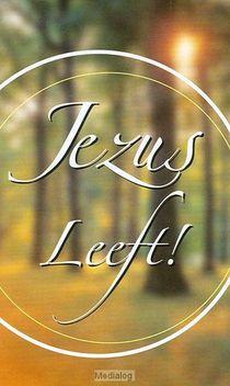 Traktaat Jezus Leeft S25