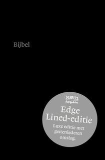 Bijbel Nbv21 Edge Lined-editie