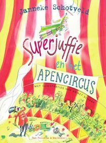 Superjuffie en het apencircus