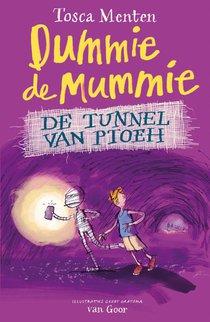 Dummie de mummie en de tunnel van Ptoeh