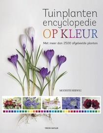 Tuinplantenencyclopedie op kleur