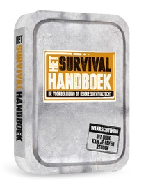 Het Survival Handboek & Mess Tin