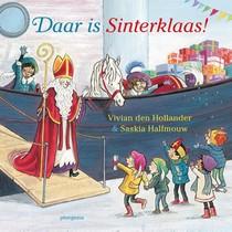 Daar is Sinterklaas!