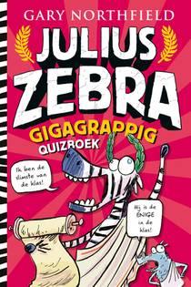 Het gigagrappige quizboek van Julius Zebra