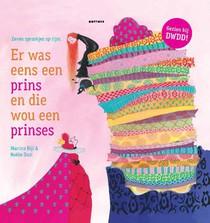 Er was eens een prins en die wou een prinses (met cd)